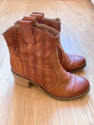 Leder Boots Gino Rossi Gr.39