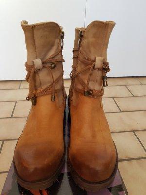 Chukka boot marron clair
