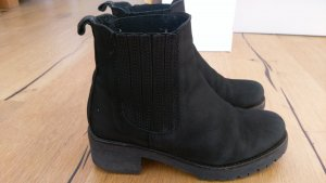 Bianco Ankle Boots black