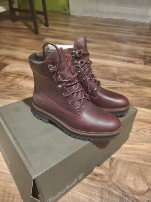 Leder Boots Timberland