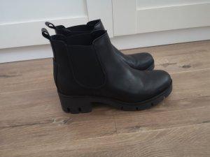 Zign Platform Booties black