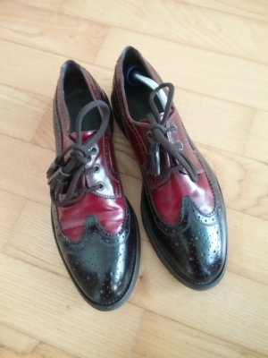 Attilio giusti leombruni Wingtip Shoes multicolored leather