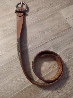 Best emilie Leather Belt cognac-coloured
