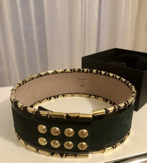 Balmain for H&M Waist Belt multicolored leather