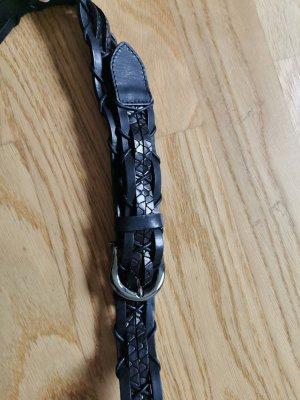 Riani Leather Belt black