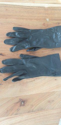 H&M Guanto in pelle nero