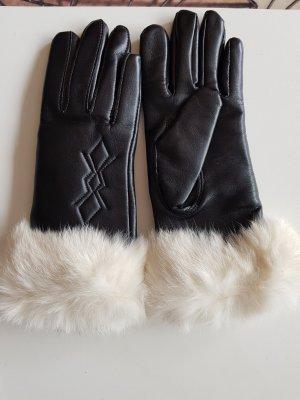 Leder Handschuhe neu Gr S