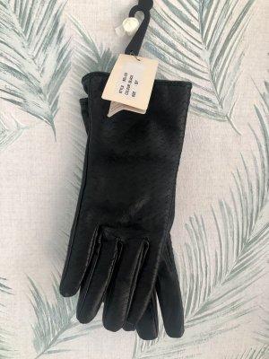 Leder Handschuhe size S