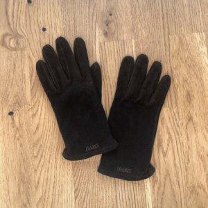 Esprit Leren handschoenen veelkleurig Leer