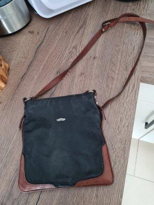 Leder Handtasche aus Italien