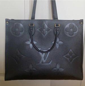 Leder Handtasche LouisVuitton Stiel