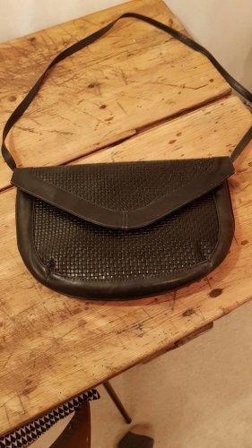Leder-Handtasche, vintage