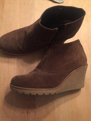 Leder Herbst Schuhe
