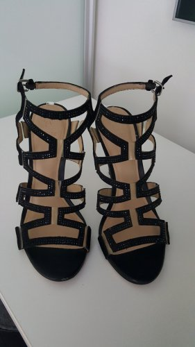 Leder High Heels von Guess