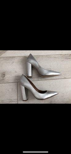 Leder high heels von Steve Madden