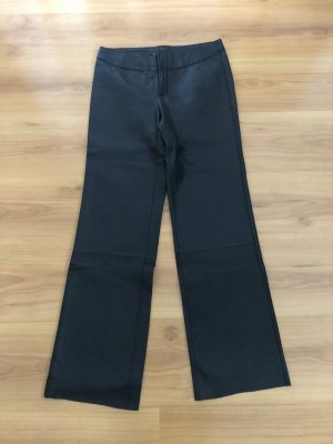 Bon Prix Faux Leather Trousers black