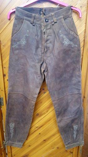 Stockerpoint Pantalon bavarois brun cuir