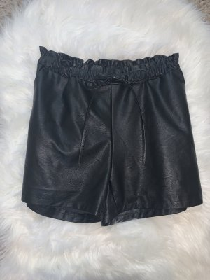 Boohoo High waist short zwart