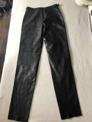 Leder Hose von Gucci
