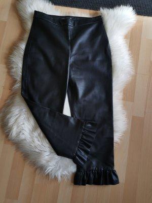 Leder Hose von Zara, Must Have