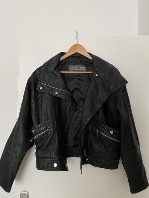 Bagatelle Leather Jacket black