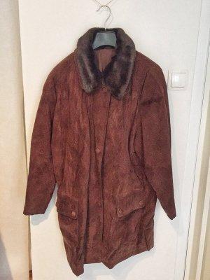 Leder jacke Vintage aus Sammlung