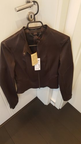Leder Jacke von Marc Cain