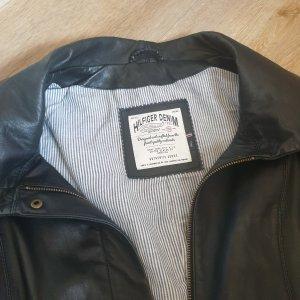 Leder Jacke von Tommy Hilfiger