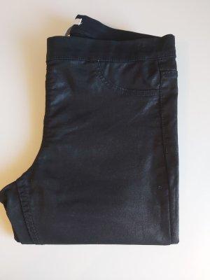 Leder Jeans H&M