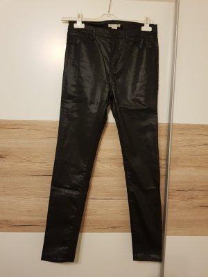 leder jeans lederoptik