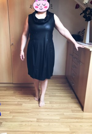 Leder Kleid in Größe 42