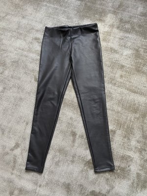 Leather Trousers multicolored