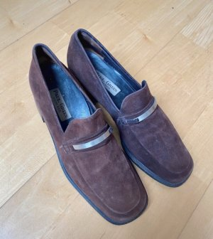 Leder Loafers