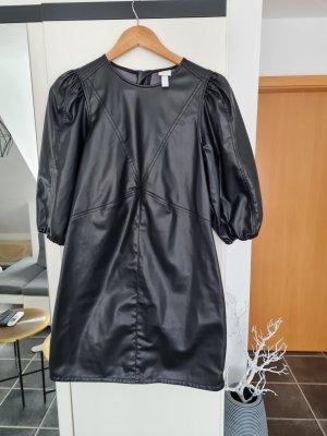Leder Mini Kleid von H&M