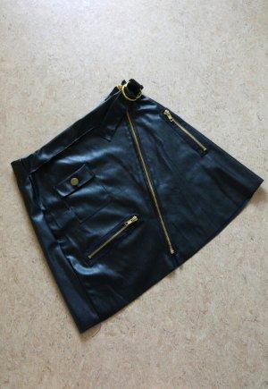 New Look Miniskirt black