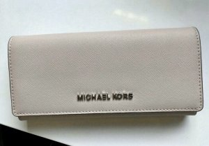 Leder Portemonnaie Michael Kors