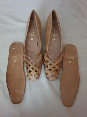 Vero Cuoio Zapatos formales sin cordones marrón arena-beige