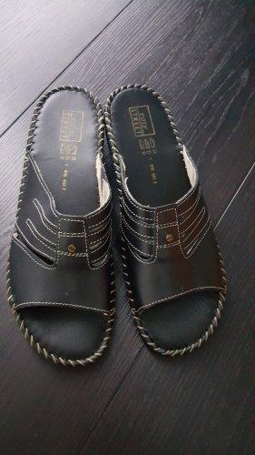 easy street Sandalo comodo nero
