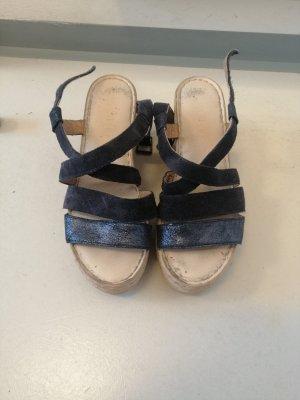 Lasocki Sandalo outdoor blu Pelle