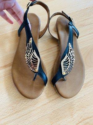 GREYDER Dianette sandalen zwart-goud