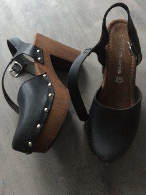 Leder Sandaletten von Tamaris