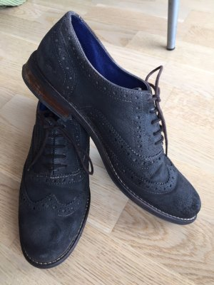 5th Avenue Budapest schoenen grijs-bruin
