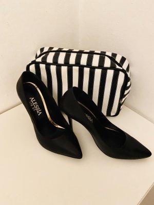 Alessia High Heels black