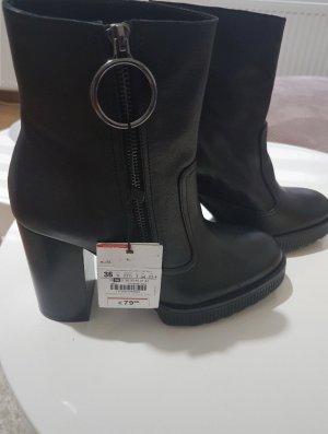 Leder schuhe boots