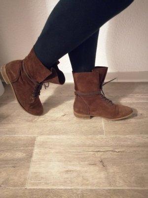 Leder Schuhe