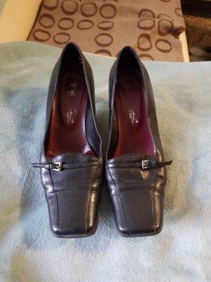 Leder Schuhe in 37