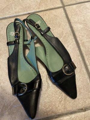 Leder Schuhe in 37 neu Esprit