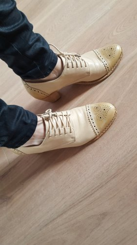Leder Schuhe von elsa vero cuoio neuwertig