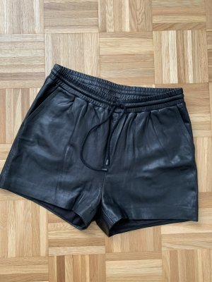 Leder-Shorts von Just Female