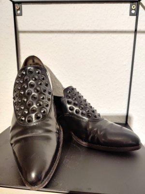 Kennel & Schmenger Zapatos formales sin cordones negro